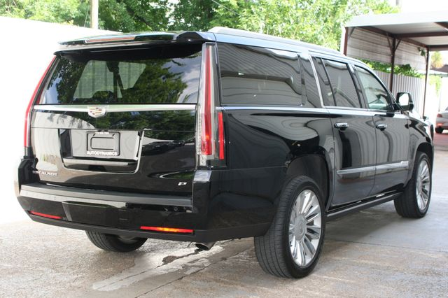 2015 Cadillac Escalade ESV Platinum Houston, Texas 4