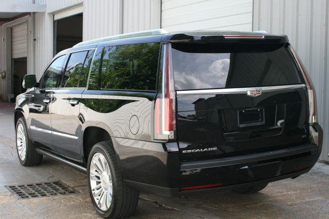 2015 Cadillac Escalade ESV Platinum Houston, Texas 5