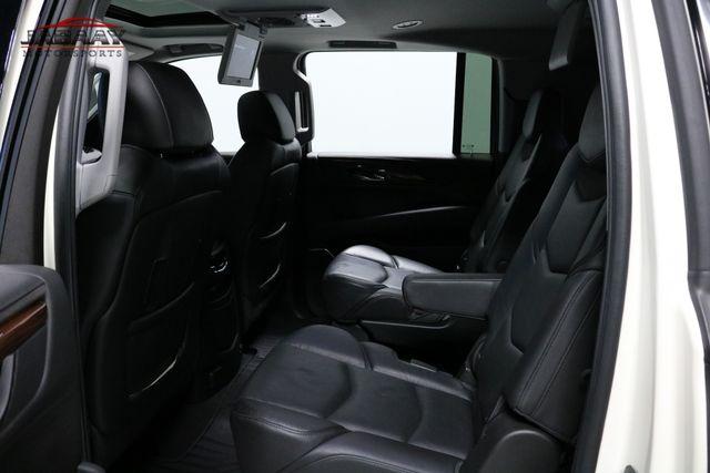 2015 Cadillac Escalade ESV Luxury Merrillville, Indiana 12