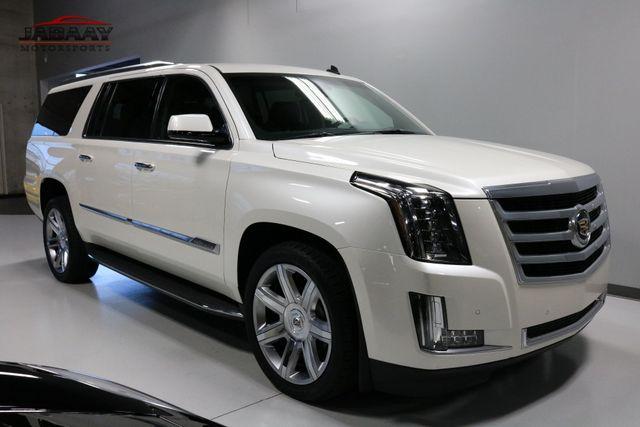 2015 Cadillac Escalade ESV Luxury Merrillville, Indiana 6