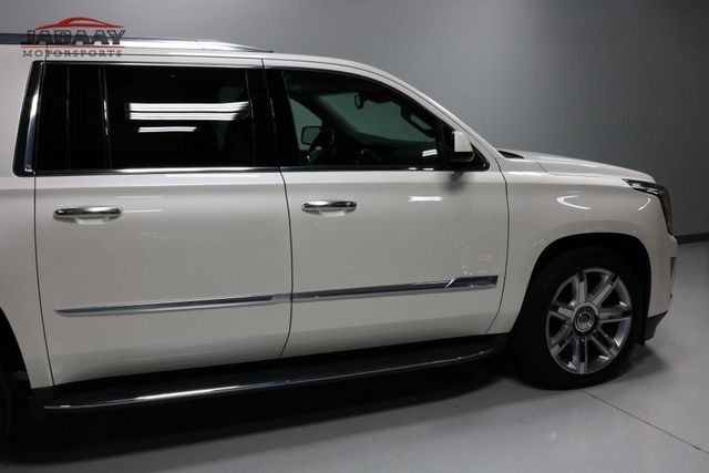 2015 Cadillac Escalade ESV Luxury Merrillville, Indiana 44