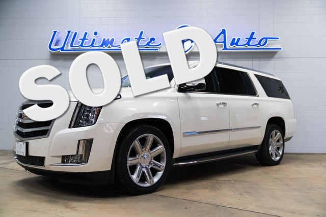 2015 Cadillac Becker Escalade ESV Orlando, FL 0