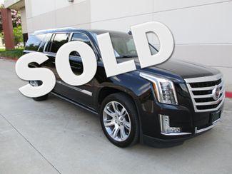 2015 Cadillac Escalade ESV Premium 4x4 Plano, Texas