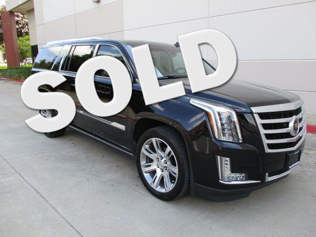 2015 Cadillac Escalade ESV Premium 4x4 Plano, Texas 0