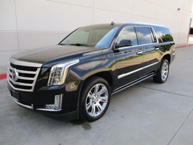 2015 Cadillac Escalade ESV Premium 4x4 Plano, Texas 6