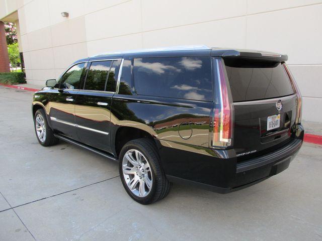 2015 Cadillac Escalade ESV Premium 4x4 Plano, Texas 8