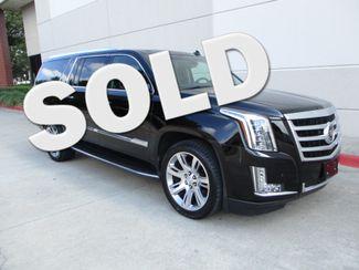 2015 Cadillac Escalade ESV Premium Plano, Texas