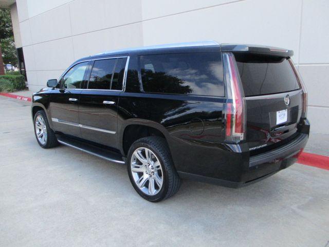 2015 Cadillac Escalade ESV Premium Plano, Texas 8