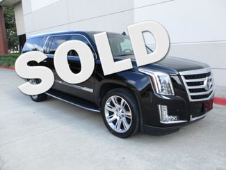 2015 Cadillac Escalade ESV Luxury Plano, Texas