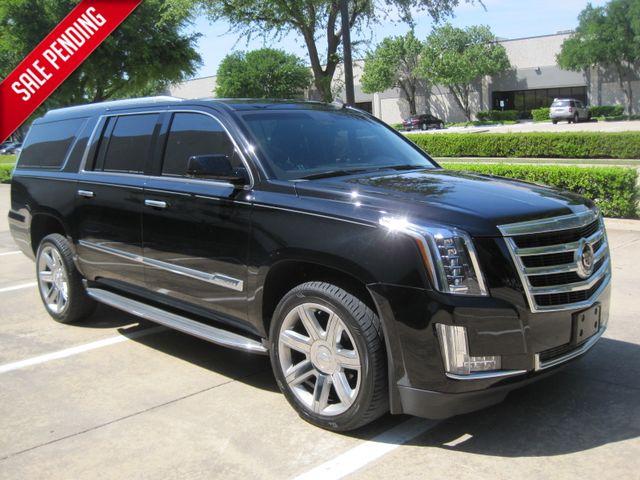 2015 Cadillac Escalade ESV Luxury Plano, Texas 0