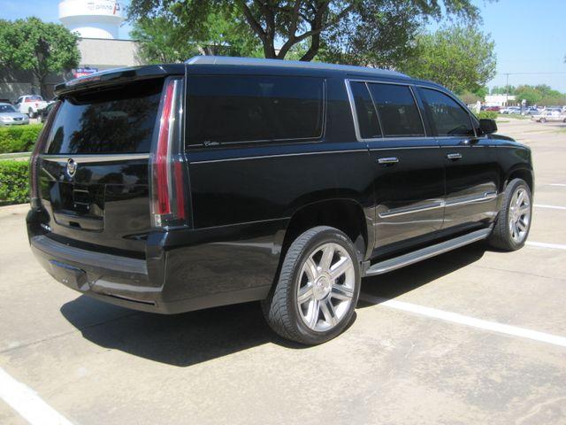 2015 Cadillac Escalade ESV Luxury Plano, Texas 11