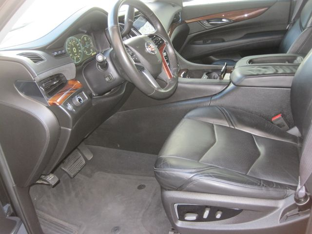 2015 Cadillac Escalade ESV Luxury Plano, Texas 12