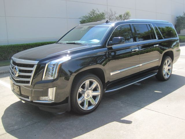 2015 Cadillac Escalade ESV Luxury Plano, Texas 4