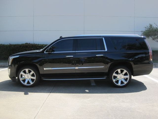 2015 Cadillac Escalade ESV Luxury Plano, Texas 5