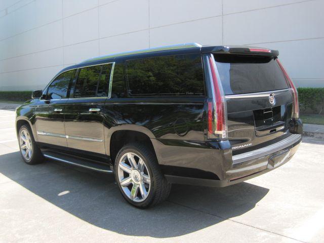 2015 Cadillac Escalade ESV Luxury Plano, Texas 7