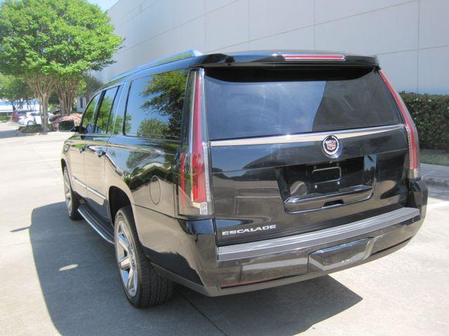 2015 Cadillac Escalade ESV Luxury Plano, Texas 8