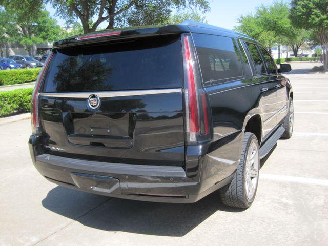 2015 Cadillac Escalade ESV Luxury Plano, Texas 10