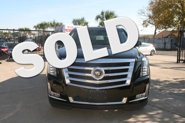 2015 Cadillac Escalade Premium Houston, Texas 0