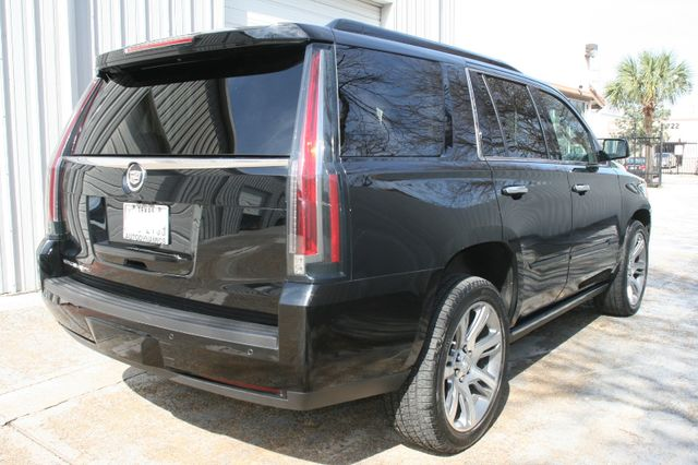 2015 Cadillac Escalade Premium Houston, Texas 5