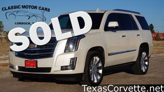 2015 Cadillac Escalade in Lubbock Texas