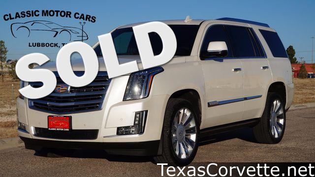 2015 Cadillac Escalade Platinum | Lubbock, Texas | Classic Motor Cars