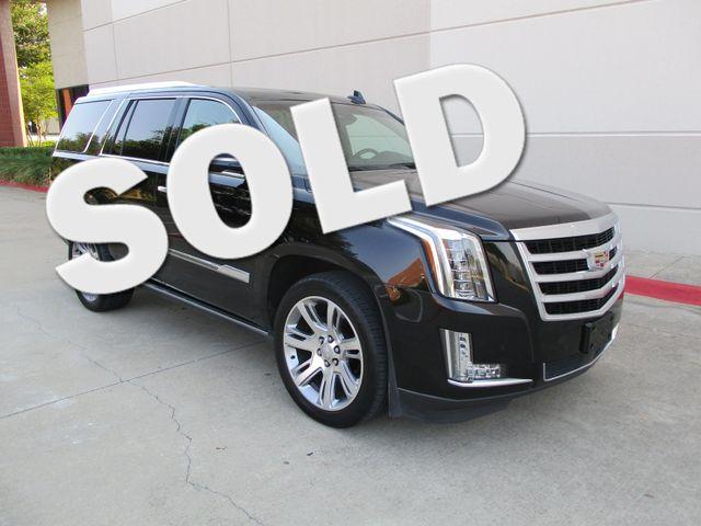 2015 Cadillac Escalade Premium 1 Owner No Accidents Plano, Texas 0
