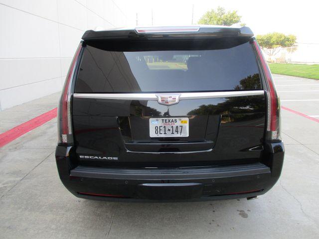 2015 Cadillac Escalade Premium 1 Owner No Accidents Plano, Texas 3