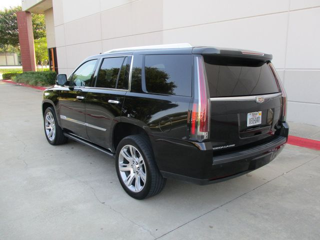 2015 Cadillac Escalade Premium 1 Owner No Accidents Plano, Texas 8