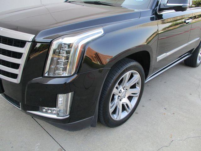 2015 Cadillac Escalade Premium 1 Owner No Accidents Plano, Texas 9