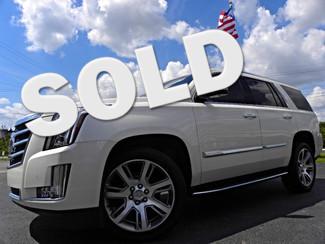 2015 Cadillac Escalade WHITE DIAMOND 1 OWNER LUXURY Tampa, Florida