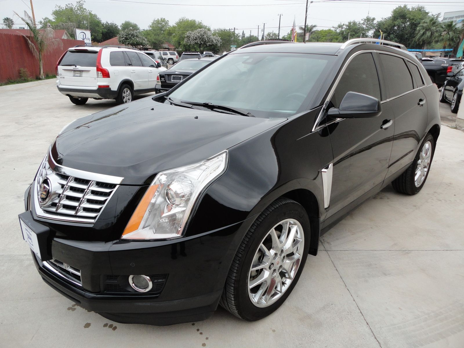 srx en fwd motor canada cadillac trunk trend suv premium reviews rating cars and