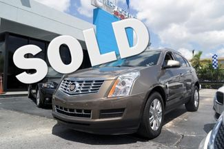 2015 Cadillac SRX Luxury Collection Hialeah, Florida