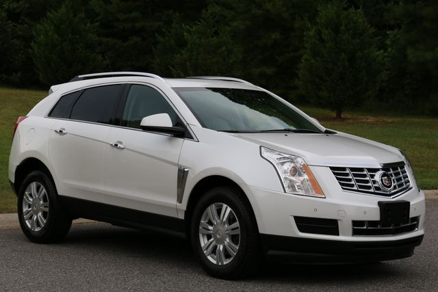 2015 Cadillac SRX Luxury Collection Mooresville, North Carolina 0