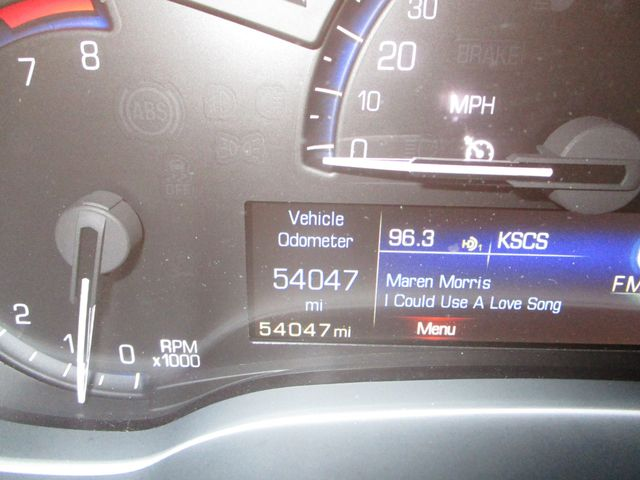 2015 Cadillac SRX Performance Collection Plano, Texas 34