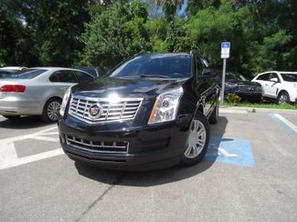 2015 Cadillac SRX Luxury Collection SEFFNER, Florida