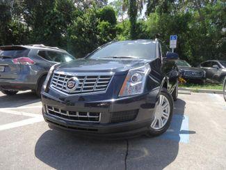 2015 Cadillac SRX Luxury Collection. NAVIGATION SEFFNER, Florida