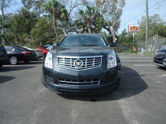 2015 Cadillac SRX Luxury Collection. NAVIGATION SEFFNER, Florida 7