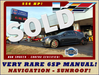 2015 Cadillac V-Series CTS-V - VERY RARE 6SP MANUAL! Mooresville , NC