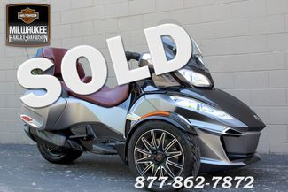 2015 Can-Am Spyder RT Limited 6 Speed Semi-Automatic SE6 Spyder RT Limited Chicago, Illinois