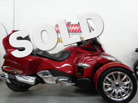 2015 Can-Am Spyder RT Limited  in Tulsa, Oklahoma