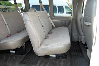 2015 Chevrolet 15 Pass LT Charlotte, North Carolina 9