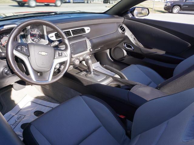 2015 Chevrolet Camaro LT Harrison, Arkansas 4