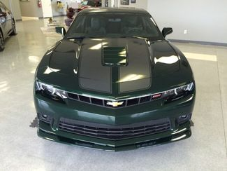 2015 Chevrolet Camaro 2SS GREEN FLASH SPECIAL EDITION Layton, Utah 2