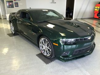 2015 Chevrolet Camaro 2SS GREEN FLASH SPECIAL EDITION Layton, Utah 3