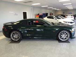 2015 Chevrolet Camaro 2SS GREEN FLASH SPECIAL EDITION Layton, Utah 4