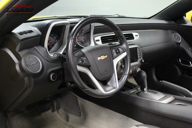 2015 Chevrolet Camaro LT Merrillville, Indiana 9