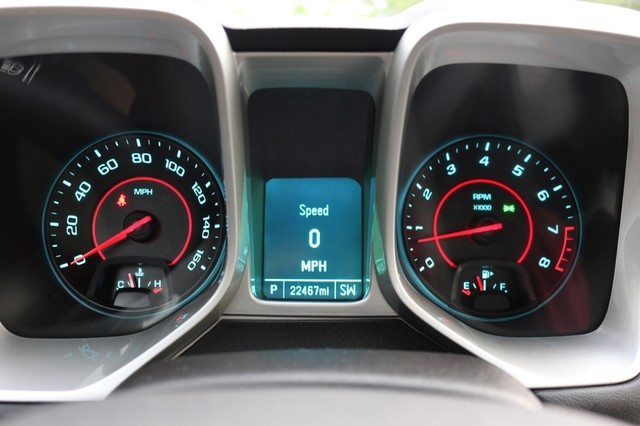 2015 Chevrolet Camaro 1LT Mooresville, North Carolina 19