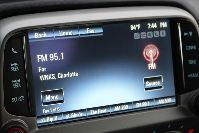 2015 Chevrolet Camaro 1LT Mooresville, North Carolina 28