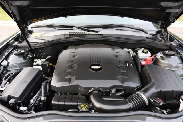 2015 Chevrolet Camaro 1LT Mooresville, North Carolina 37