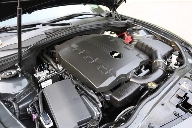 2015 Chevrolet Camaro 1LT Mooresville, North Carolina 38
